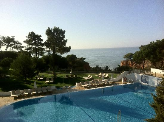 Sheraton Algarve Hotel: View from our room
