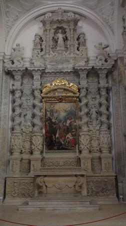 Chiesa di Sant'Irene-interno
