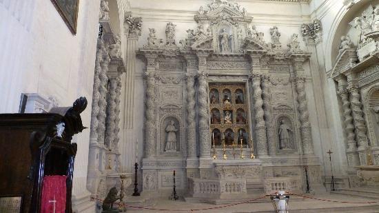 Chiesa di Sant'Irene- Altare di Sant'Irene