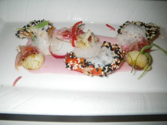 Mozaic Restaurant Gastronomique: Mozaic Restaurant - Jl.Raya Sanggingan, Ubud