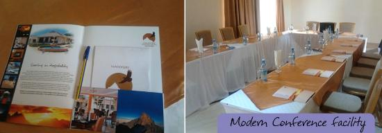 Falcon Heights Hotel: Modern Conference Room