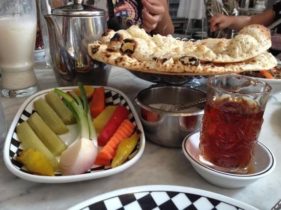 Nasser Elmassry Restaurant: our breakfast