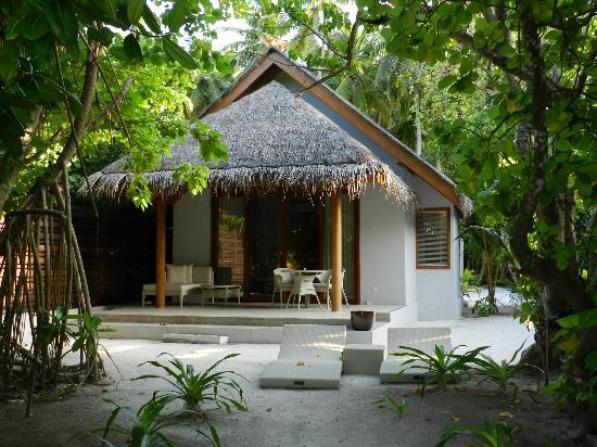 My Beach Villa Taken From Beach Picture Of Dusit Thani