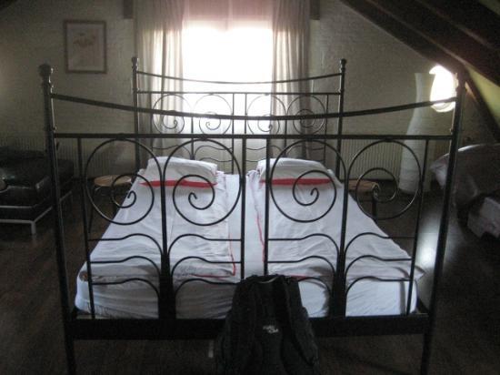 Aivengo Youth Hostel : La habitación bonita