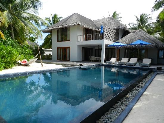 Dusit Thani Maldives: Beach Residence