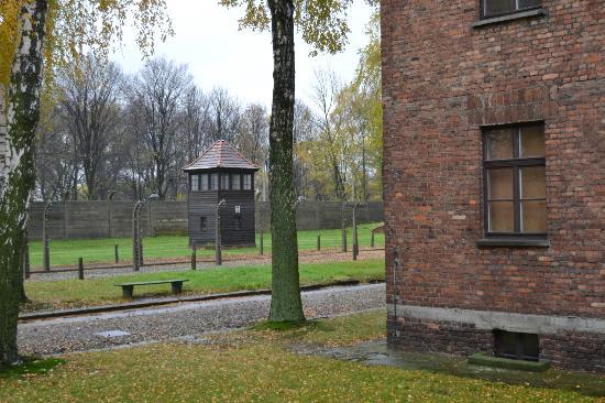Oswiecim, โปแลนด์: Auswitch
