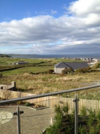 Strandhill Lodge and Suites Hotel: View from Room 208