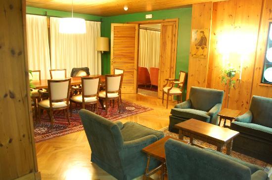 Hotel Santa Marta: Un des salons