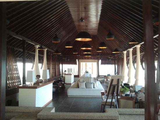 Gaya Island Resort: The Lobby