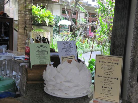 Tamukami Hotel: Blick auf die Zimmer