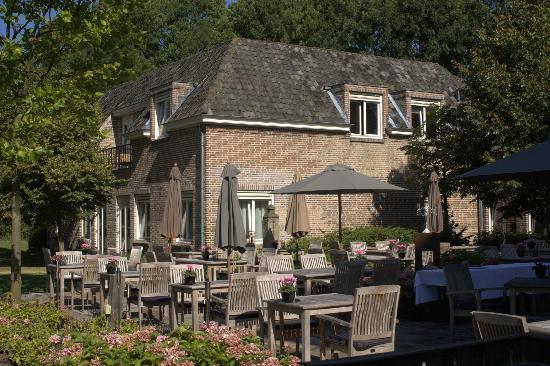 Sandton Chateau De Raay: la trerrasse