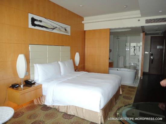Renaissance Shanghai Putuo Hotel&A Marriott Luxury&Lifestyle Hotel: Aconchegante