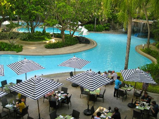 Hilton Phuket Arcadia Resort & Spa: One of the pools