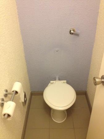 Novotel Coventry: toilet