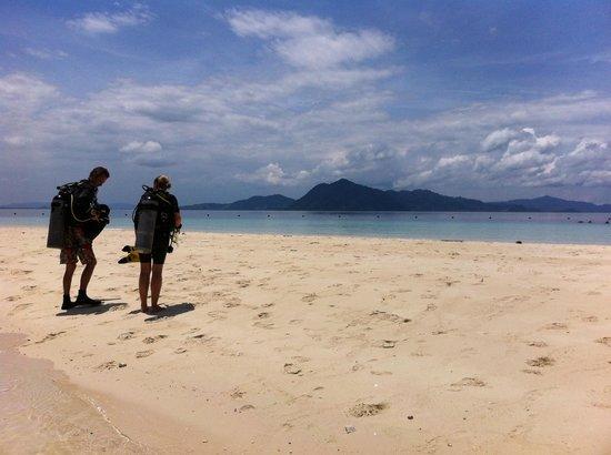 Scuba Junkie Hotel & Diving: Sibuan Island