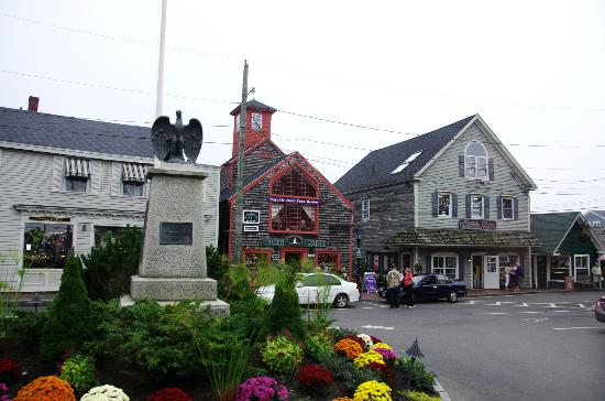 Nonantum Resort: Kennebunkport village