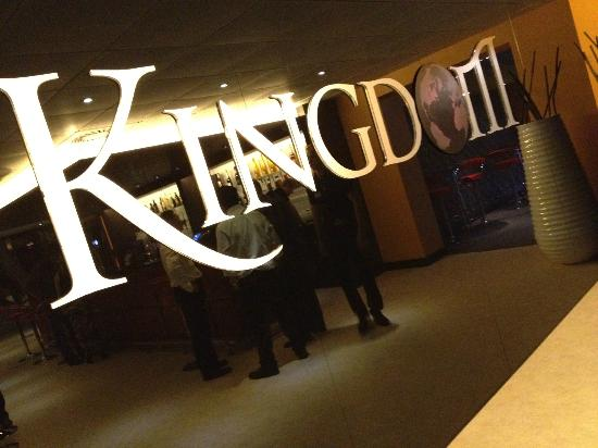 Kingdom World Buffet: Kingdom