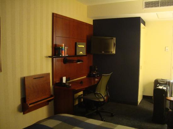 Club Quarters Hotel, Central Loop: Stanza