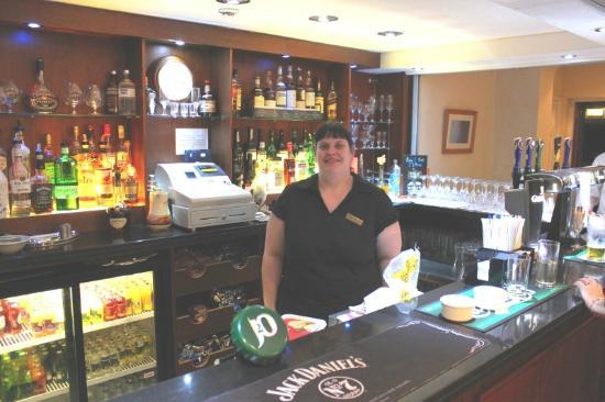 Durley Grange Hotel: Our Lovely Emma