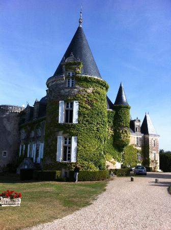 Chateau De La Cote: Entrada