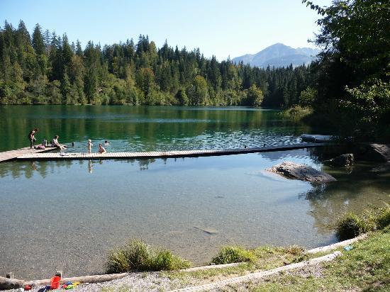 Flims, Swiss: Idilliaco