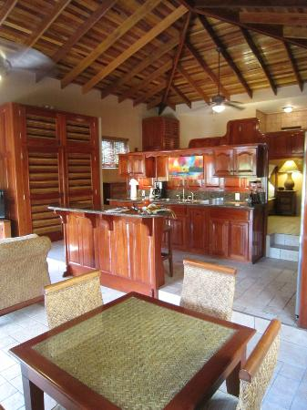 Coco Beach Resort: Casita kitchen