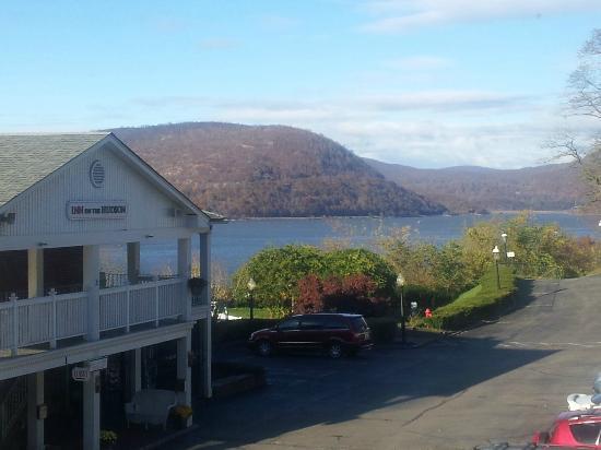 Inn on the Hudson: Room view