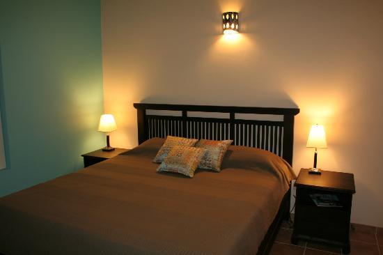 Blachi Koko Apartments Bonaire: Apt Kadushi bedroom