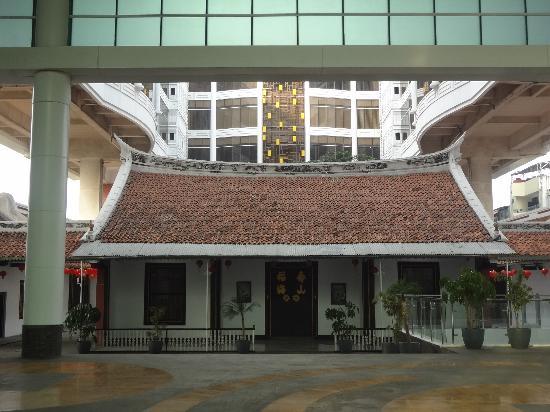 Rumah Mayor Di Tengah Hotel Novotel Gm Picture Of Hotel Novotel Jakarta Gajah Mada Tripadvisor