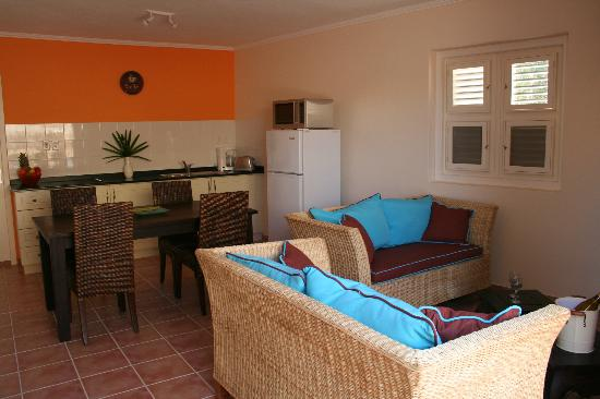 Blachi Koko Apartments Bonaire: Apt Lagadishi