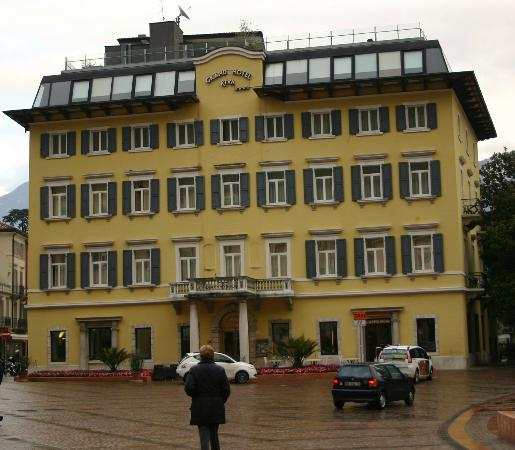 Grand Hotel Riva Piazza Garibaldi  Riva Del Garda