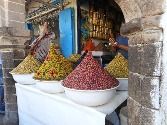 Le Souk: Souk di Essaouira