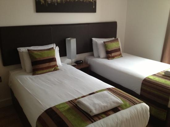 Staycity Aparthotels Laystall Street: twin room 901
