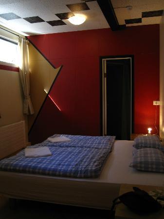 Borgarnes Hostel: Habitación