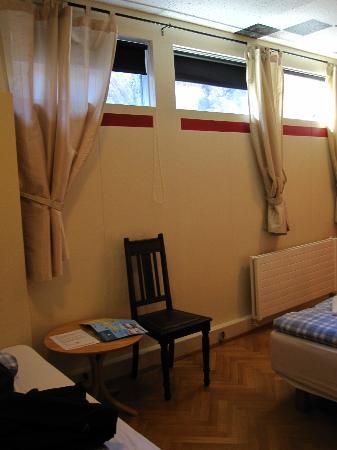 Borgarnes HI Hostel: Habitación
