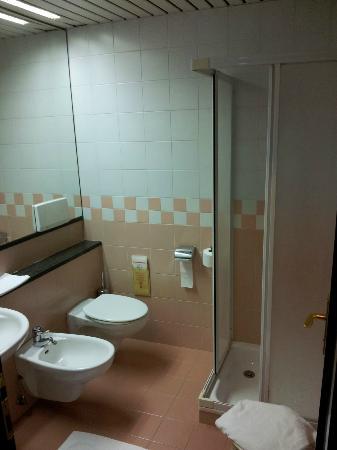 Hotel Raffaello: bagno