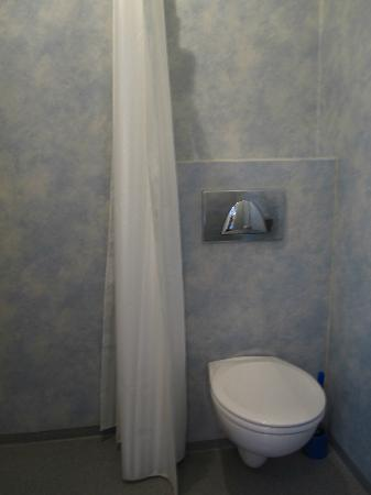 Borgarnes HI Hostel: Baño
