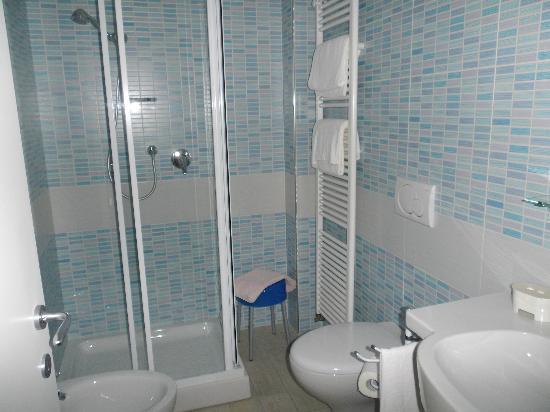 Giglio del Conero bed & breakfast: Questo si che è un bagno... una perla rara in molti alberghi