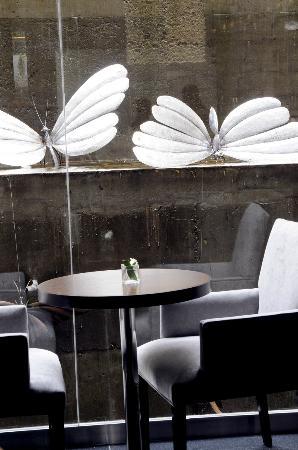 ميو بيونس آيريس هوتل: Cascada del restaurant