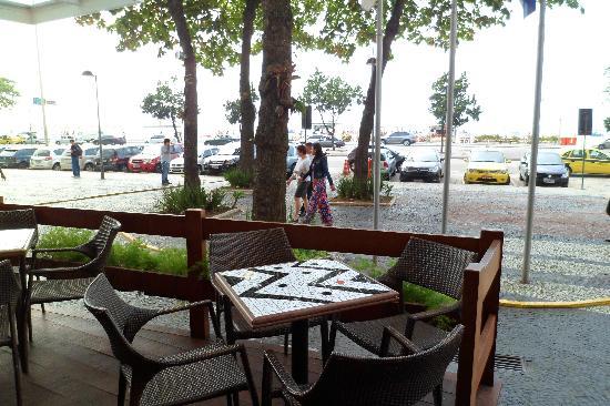 Tulip Inn Rio Copacabana: el restaurant