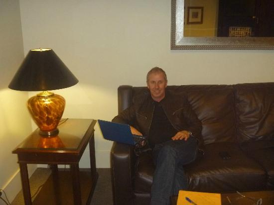 Seton Hotel: Lobby do Hotel