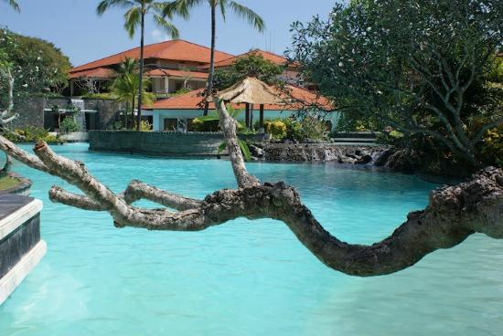 The Laguna, a Luxury Collection Resort & Spa: One of the pools :)