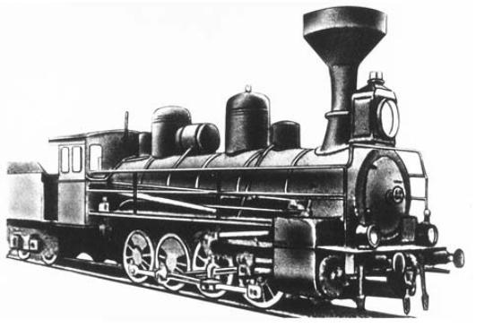 Luhanskteplovoz: 1-й Луганский паровоз серии ОД