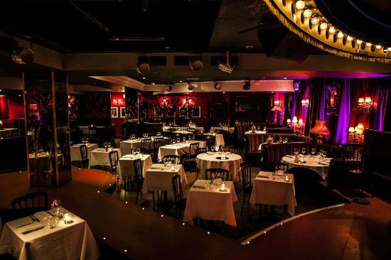 Restaurant Picture Of Proud Cabaret City London Tripadvisor