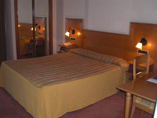 Hotel Alfonso I: Habitación