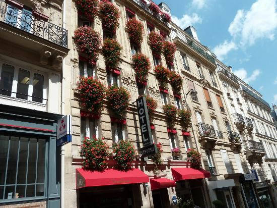 hotel vendome saint germain paris france hotel