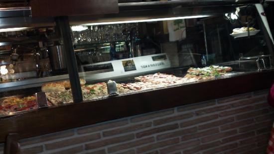 pizza rustica Lo Scricciolo