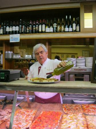 Eating Italy Food Tours in Rome: Volpetti Più