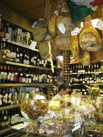 Eating Italy Food Tours: E.Volpetti