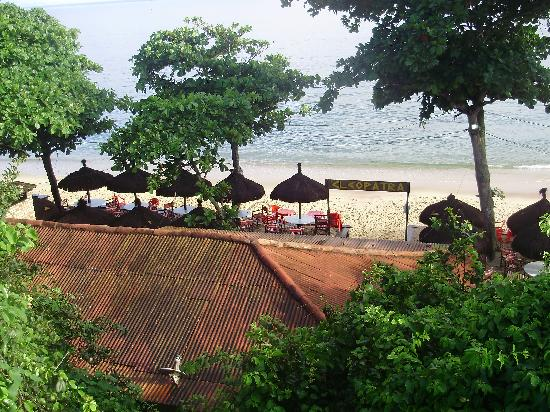 La Boheme Hotel e Apart Hotel: Vista desde la piscina